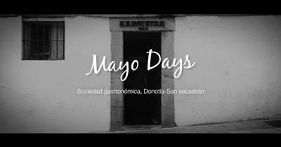 Mayo Days サンセバスチャン篇