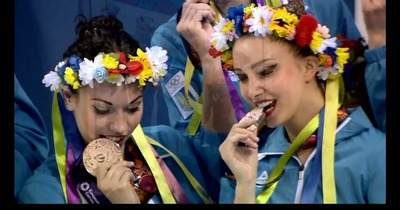 Baku 2015 - The European Games closing ceremony