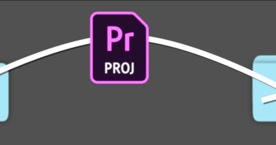 [Premiere Pro]映像講師が考える編集データを引き継ぐ方法 プロジェクトの受け渡し編