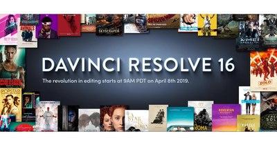 DaVinci Resolve 16の新機能ベスト16